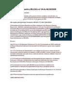 In 10.06 - CTF - Certificado de Regularidade - Revogada Pela in 06.13