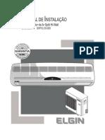Manual de Instalacao Ar Condicionado Elgin_HW-30000rev1