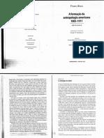 BOAS, Franz_A Mitologia Dos Indios in. a Formação Da Antropologia Americana_3355359