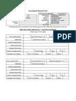 2012 Coursepack Request Form