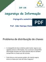 3-Criptografia de Chave Pública