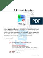 Manual de Inmovilidor 33a20