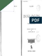 Platon Republica Libros v VI VII - Seleccion 2016