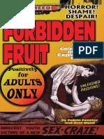Forbidden Fruit the Golden Age of The Exploitation Film