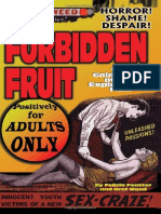 Forbidden Fruit the Golden Age of The Exploitation Film