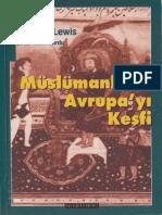 Müslümanların Avrupa'Yı Keşfi_Lewis