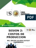 Sesion 2 - Costos de Produccion
