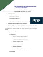 Kewenangan Bidan Sesuai Permenkes Nomor 1464 Tahun 2010 Tentang Izin Dan Penyelenggaraan Praktik Bidan