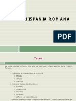 Guía de Hispania Romana