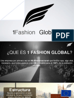 Plan de Pagos One Fashion Global Moda