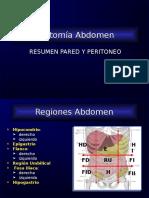 Pared Abdomial