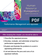 Chapter 9 - Performance Appraisal (Dessler)