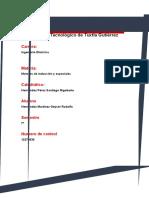 Motores Inventario Final