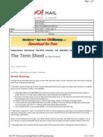 09-24-2010 Term Sheet - - Friday, Sept. 2422