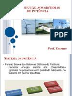 Introducaoaos Sistemas de Potencia Aula5