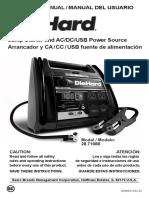 DieHard Platinum Portable Power 1150
