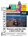 The Independent 6 March 2016