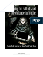 Taking the Path of Least Resistance in Magic by Taylor Ellwood