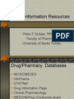 Drug Information Resources.ppsx