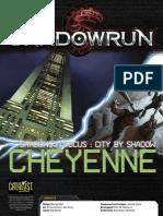 SR5 Shadows in Focus - Cheyenne