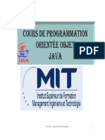 Cours Java Mit Sylla