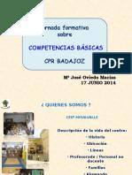 Presentación Competencias