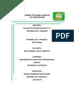 Maebelin Diaz Nava. Protocolo Bisuteria Entregar