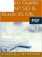 A Rare Guide to SAP SD