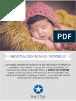 Orientações Newborn