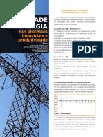 Qualidade Energia Processos Industriais Produtividade 2