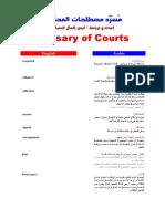 Court Glossary