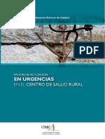 Urgencias en El Centro Rural. 2015