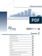 Informe Alinea Global Abril 2015