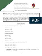 Guía 3 Funciones Algebraicaslogo