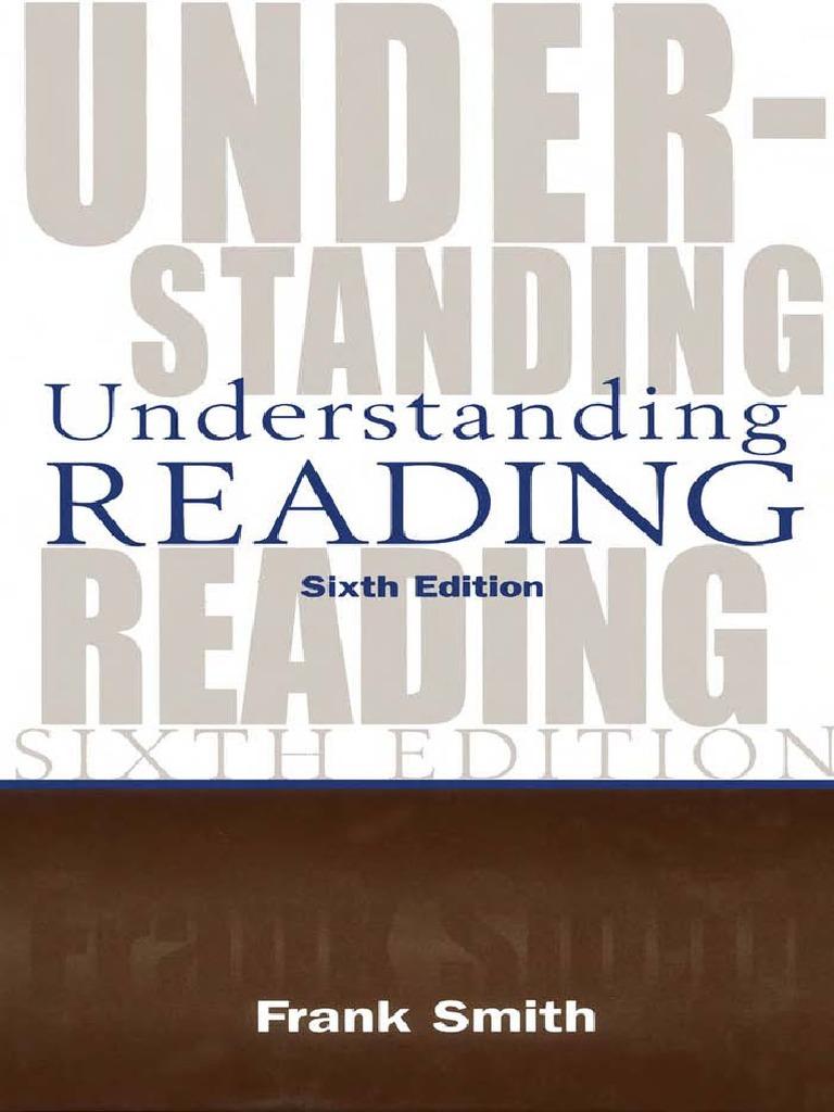 Smith understanding readingpdf reading comprehension reading smith understanding readingpdf reading comprehension reading process fandeluxe Choice Image