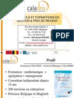 Caladris Presentation 201004