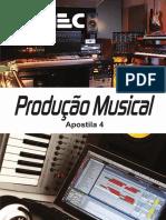 Produção Musical - Apostila 4