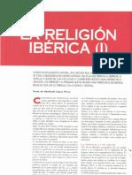 La Religión Ibérica I