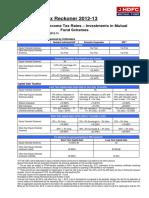 HDFC AMC IT Reckonor Compliance 31052012 Final Ver5