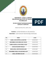 Report Gelandangan