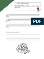 Analisar Sintactica e Morfologicamente Frases - 4