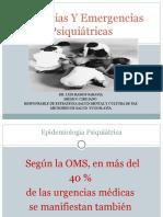 Urgencias - Psiquiatricas. MR YUGOSLAVIA