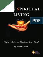 Daily Spiritual Living