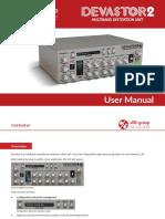 Devastor 2 - User Manual