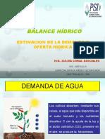 Exposicion Balance Hidrico - Huamachuco (2)