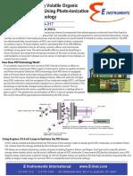 Brochures AQ 14 317 App Note VOC PID