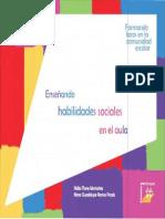 Ensenando Habilidades Sociales en El Aula Flores Monanez y Ramos Prado