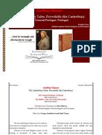 G. Chaucer. Prologue CT. CLP
