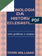 Cronologia Da Historia-Eclesiastica - Terri Willians