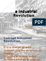 The Industrial Revolutionjhbohgb